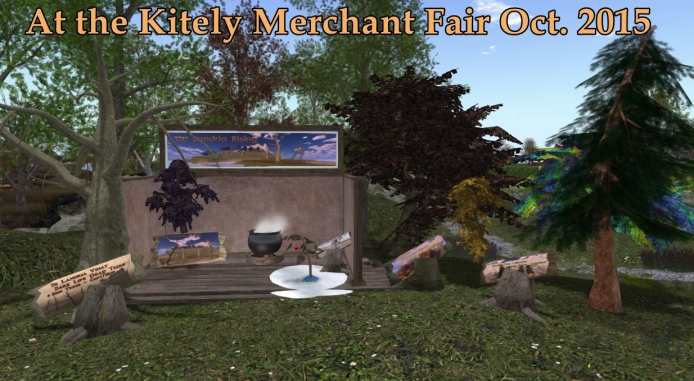 Merchant Fair Booth Sign